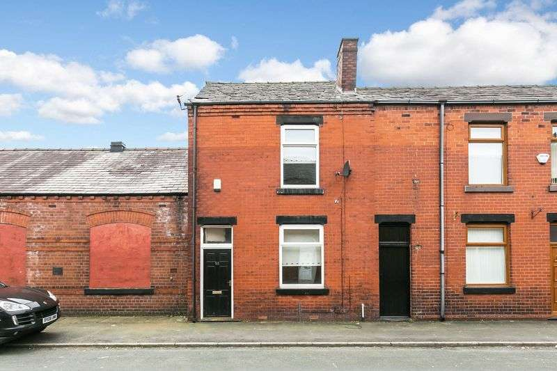 3 Bedrooms Terraced House for sale in Brookhouse Street, Wigan, WN1 3EY