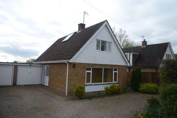 2 Bedrooms Bungalow for sale in Gote Lane, Gorefield, Wisbech, PE13