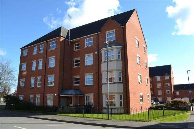 2 Bedrooms Flat for sale in Duckham Court, Coundon, Coventry, West Midlands