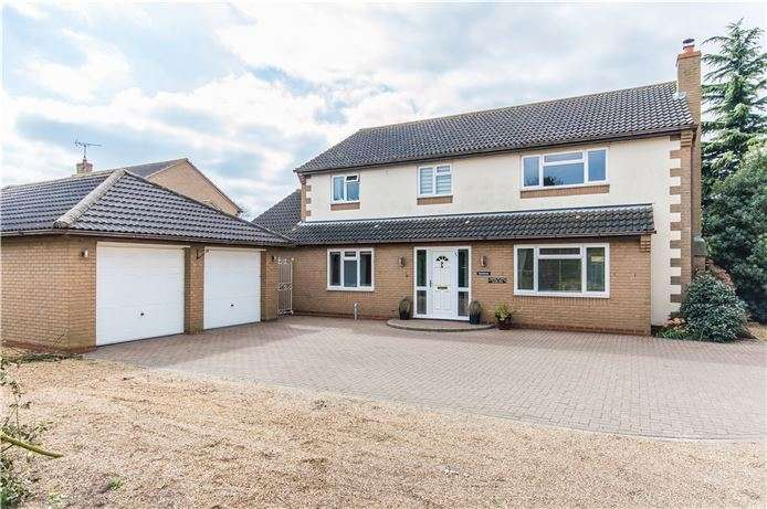 4 Bedrooms Detached House for sale in School Lane, Chittering, Cambridge
