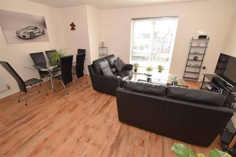2 Bedrooms Apartment Flat for sale in Wicks Place, City Centre, Chelmsford
