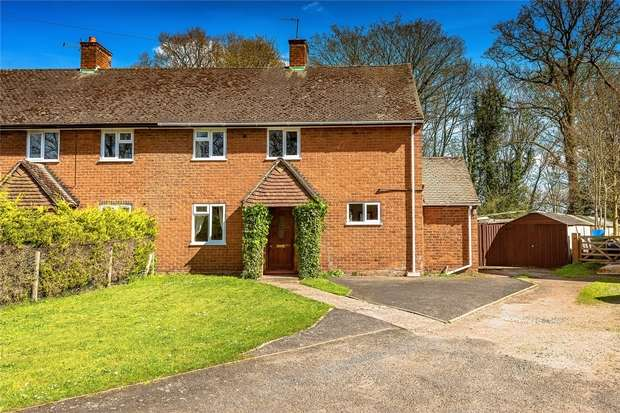 3 Bedrooms Semi Detached House for sale in Hallon, Worfield, BRIDGNORTH, Shropshire