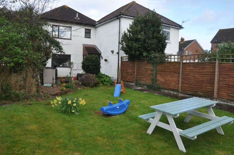 3 Bedrooms Semi Detached House for sale in Wells Road, Clevedon