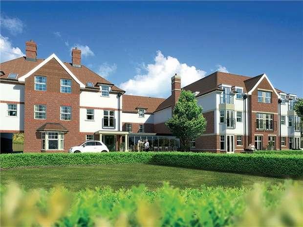 1 Bedroom Retirement Property for sale in Wiltshire Road, WOKINGHAM, Berkshire