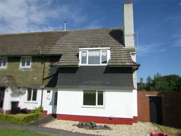 3 Bedrooms Semi Detached House for sale in Pretyman Drive, Llandarcy, Neath, West Glamorgan