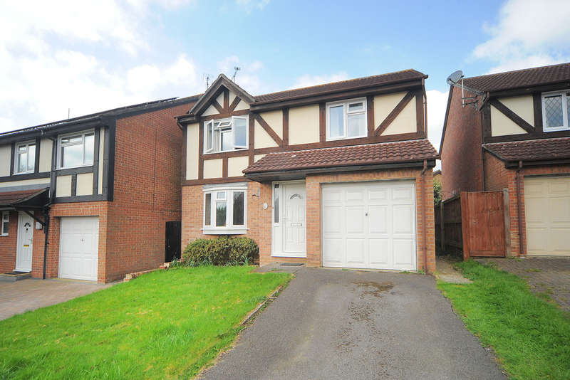 4 Bedrooms Detached House for sale in Rinsdale Close, Sparcells