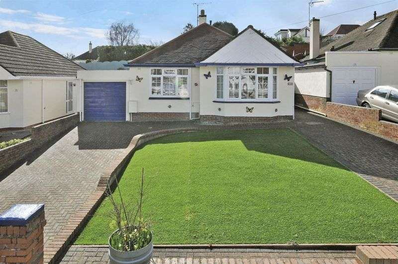 2 Bedrooms Detached Bungalow for sale in Barcombe Road, Preston, Paignton