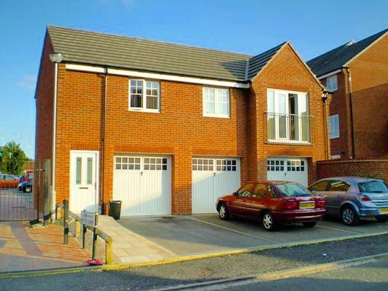 2 Bedrooms Flat for sale in VOWLES ROAD, WEST BROMWICH, B71 1AT