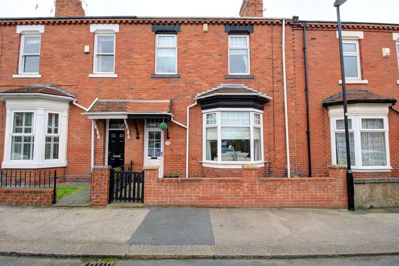 5 Bedrooms Terraced House for sale in Featherstone Street, Sunderland, SR6 0PF