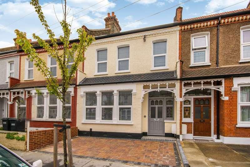 2 Bedrooms Flat for sale in Headcorn Road, Norbury, CR7