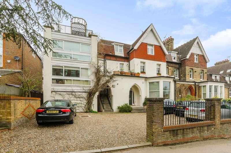 1 Bedroom Flat for sale in Hornsey Lane, Highgate, N6