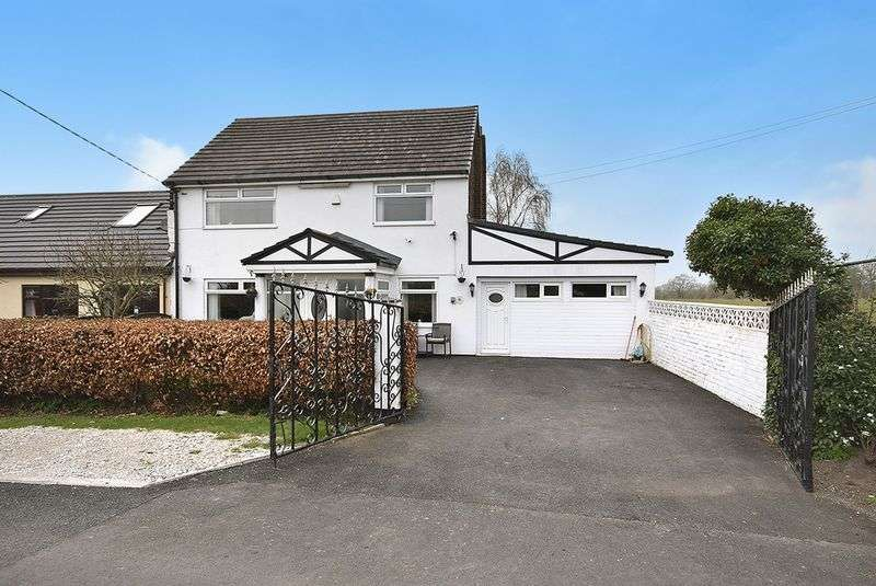 4 Bedrooms Detached House for sale in Ash Lane, Widnes