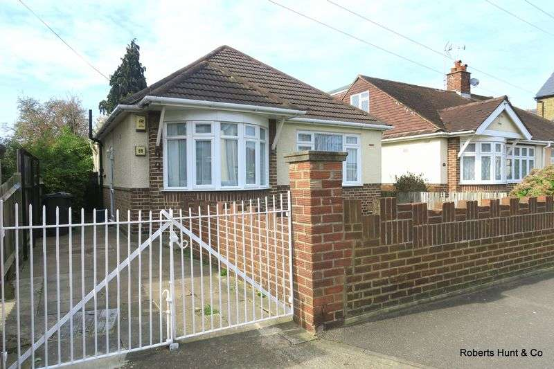 2 Bedrooms Detached Bungalow for sale in Tachbrook Road, Feltham
