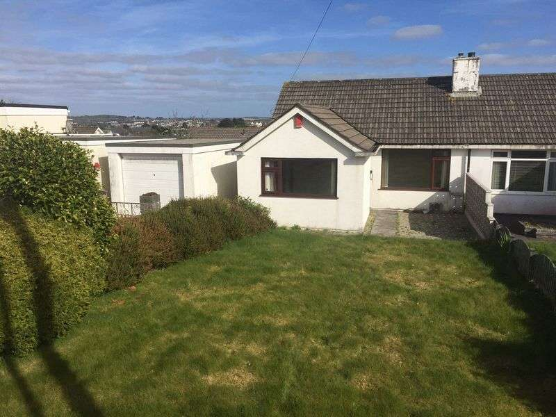 3 Bedrooms Semi Detached Bungalow for sale in Kestle Drive, Truro
