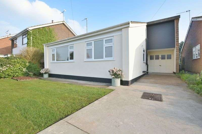 3 Bedrooms Detached Bungalow for sale in Hazel Grove, Welton, Lincoln