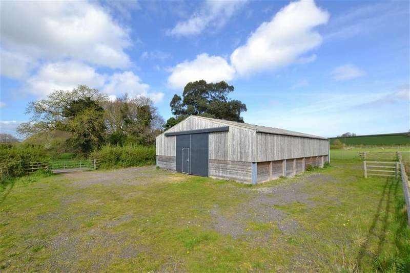 4 Bedrooms Detached House for sale in Woolston, Woolston, Taunton, Somerset, TA4