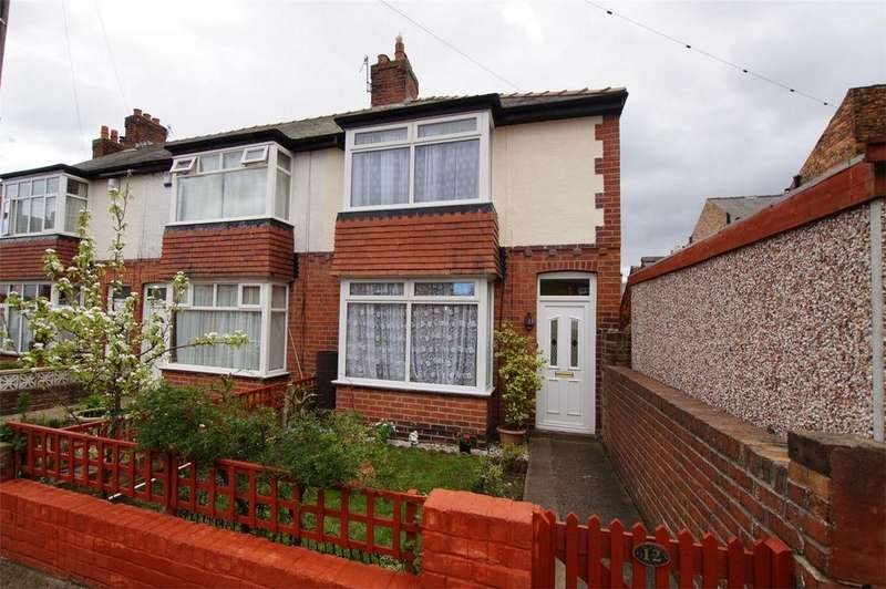 3 Bedrooms End Of Terrace House for sale in Derwent Avenue, Scarborough