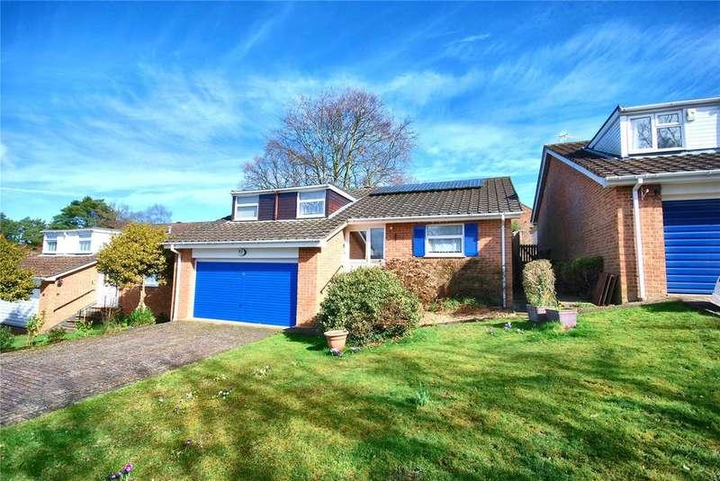 3 Bedrooms House for sale in Oak Road, Alderholt, Fordingbridge, Hampshire, SP6