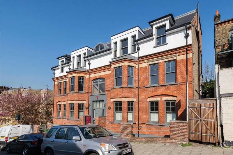 2 Bedrooms Apartment Flat for sale in Ranger Mansions, 25 Jasper Road, London