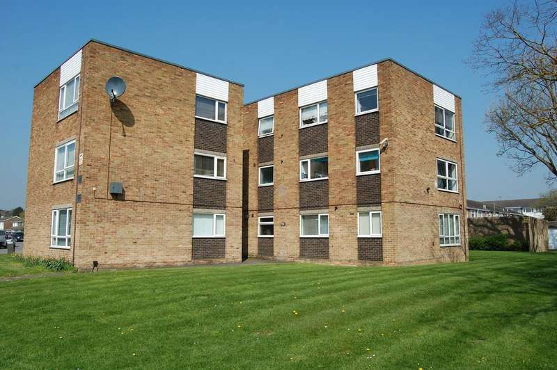 2 Bedrooms Flat for sale in Wharf Road, Broxbourne EN10