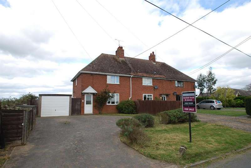 3 Bedrooms Semi Detached House for sale in Barningham