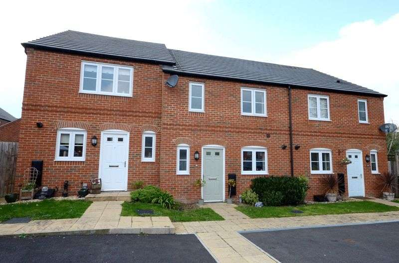 3 Bedrooms Terraced House for sale in Kohima Crescent, Saighton, Chester