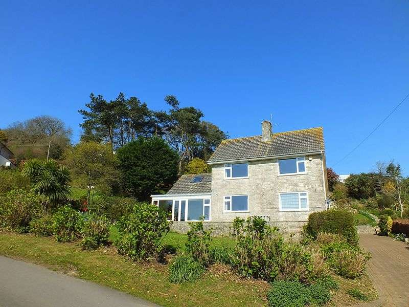 4 Bedrooms Detached House for sale in Kelston, Old Lyme Road, Charmouth DT6 6BL