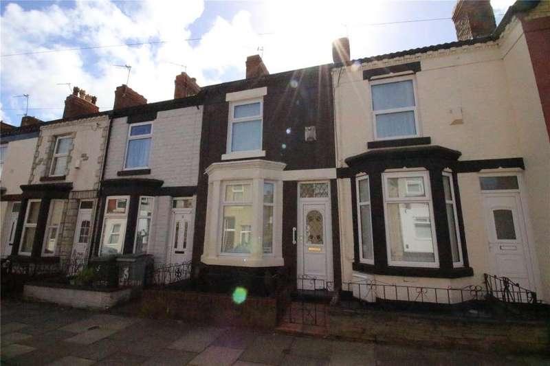 2 Bedrooms Terraced House for sale in Crofton Road, Birkenhead, Merseyside, CH42