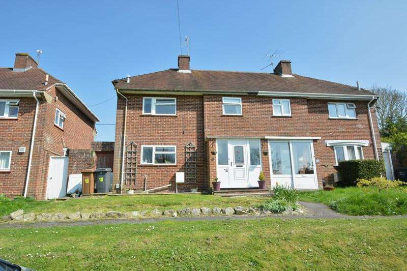 3 Bedrooms Semi Detached House for sale in Sheep Fair, Andover