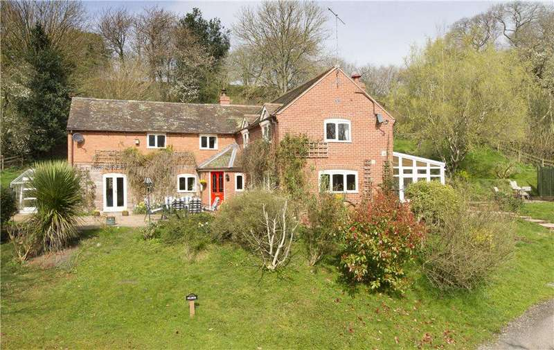 4 Bedrooms Detached House for sale in Eastham, Tenbury Wells, Worcestershire, WR15