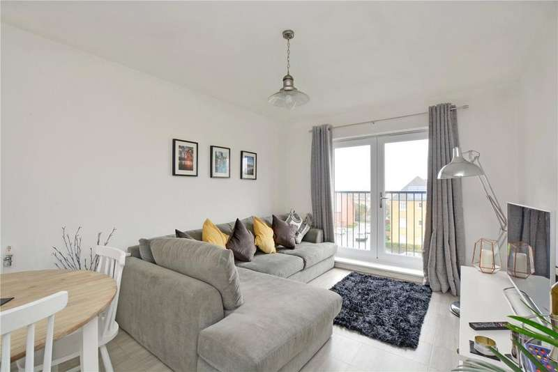 2 Bedrooms Flat for sale in Ravens Dene, Chislehurst, BR7