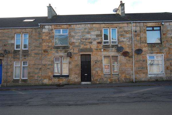 1 Bedroom Apartment Flat for sale in Glebe Street, Saltcoats