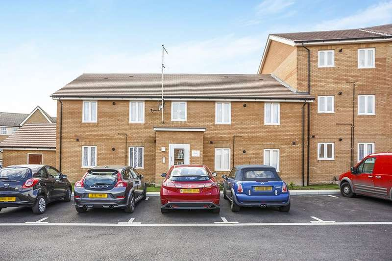 1 Bedroom Flat for sale in Laurel Road, Minster On Sea, Sheerness, ME12