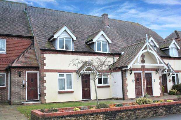 2 Bedrooms Retirement Property for sale in St. Margarets Court, Arundel Road, Angmering, West Sussex, BN16