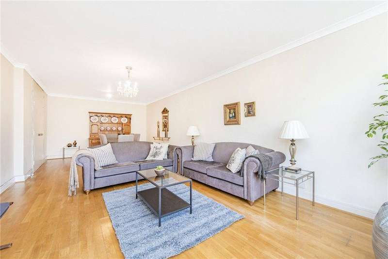 3 Bedrooms Apartment Flat for sale in Cavendish House, 21 Wellington Road, London, NW8