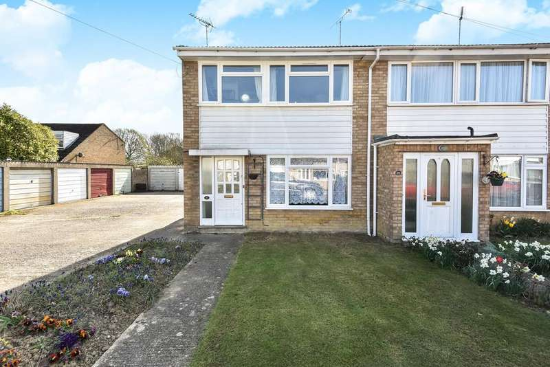 3 Bedrooms Semi Detached House for sale in Headcorn