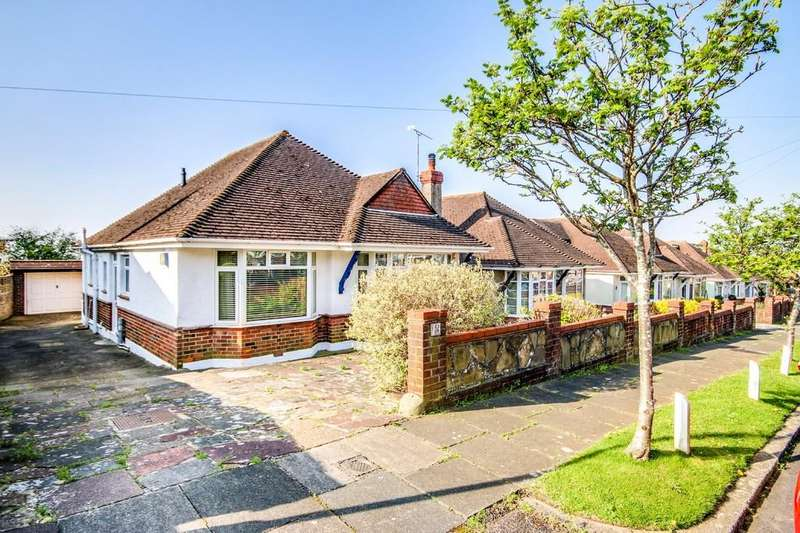 3 Bedrooms Detached Bungalow for sale in Southwick