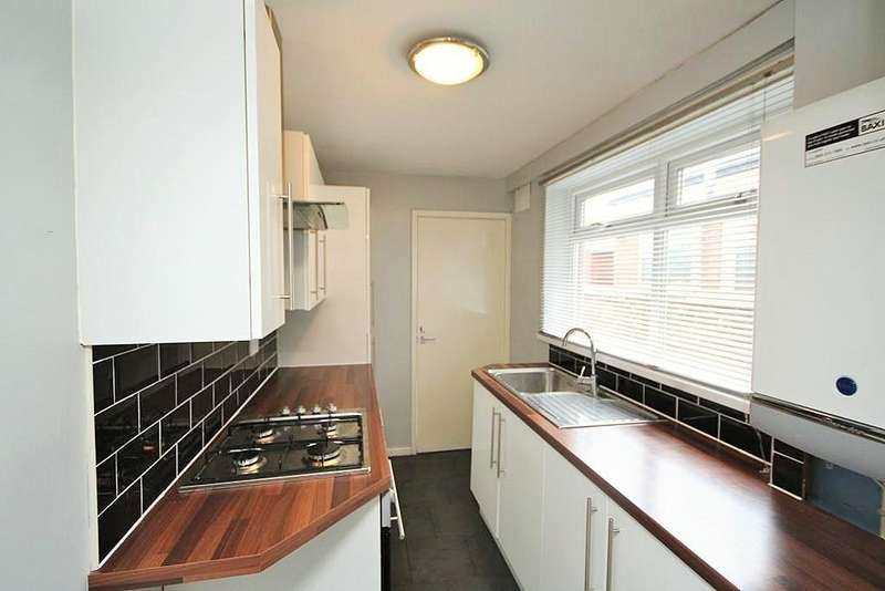 2 Bedrooms Terraced House for sale in Wesley Street, Blythe Bridge