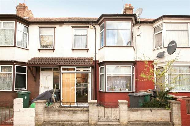3 Bedrooms Terraced House for sale in Kitchener Road, Walthamstow, London