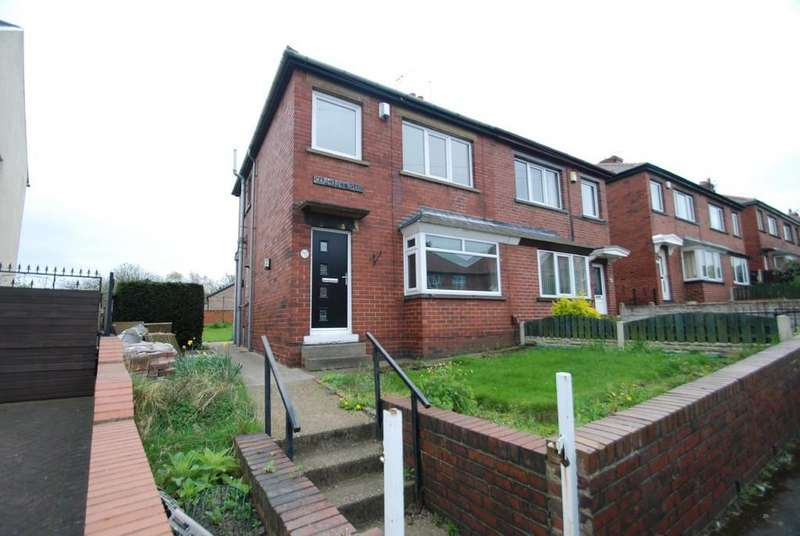 3 Bedrooms Semi Detached House for sale in Margaret Road, Wombwell S73