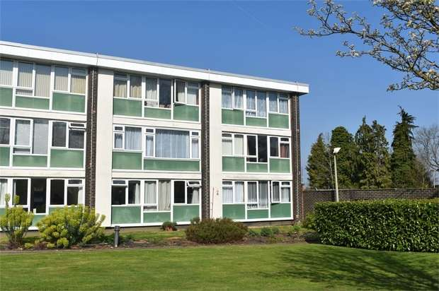 1 Bedroom Flat for sale in Bryony House, Jocks Lane, Bracknell, Berkshire