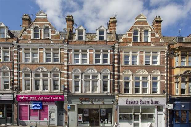 1 Bedroom Flat for sale in Crouch End Hill, Crouch End, N8