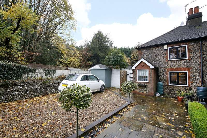 1 Bedroom Semi Detached House for sale in Yew Tree Cottage, Brighton Road, Coulsdon