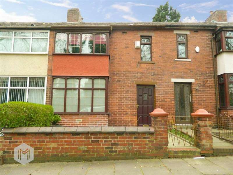 3 Bedrooms Terraced House for sale in Westgate Avenue, Bury, Lancashire
