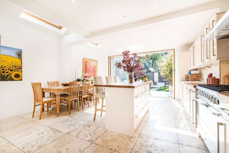 5 Bedrooms Terraced House for sale in Linden Avenue, Kensal Rise NW10