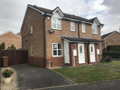 2 Bedrooms Semi Detached House for sale in Snowdon Way, Willenhall, West Midlands