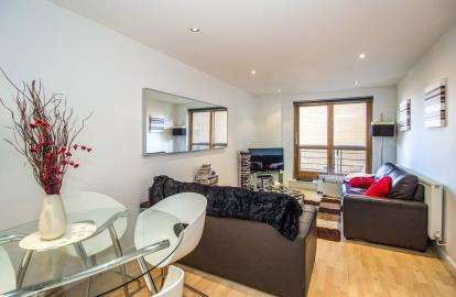 2 Bedrooms Flat for sale in Balmoral Place, 2 Bowman Lane, Leeds, West Yorkshire