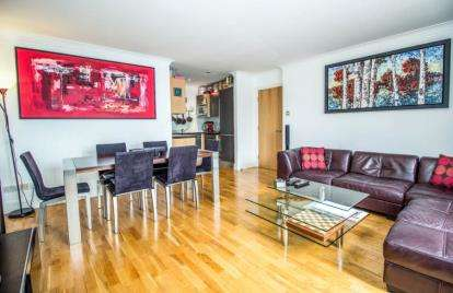 2 Bedrooms Flat for sale in Merchants Quay, East Street, Leeds, West Yorkshire