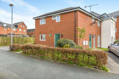 3 Bedrooms Semi Detached House for sale in Alderley Rise, Stoke-On-Trent, Staffordshire, Staffs