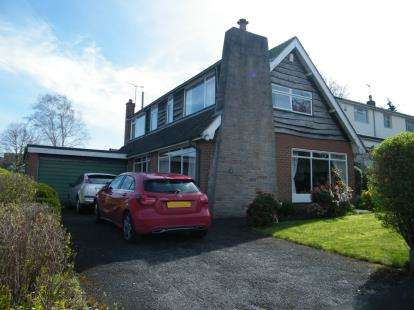 3 Bedrooms Detached House for sale in Forest Close, Cuddington, Northwich, Cheshire